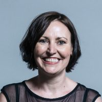Vicky Foxcroft MP  Vice Chair